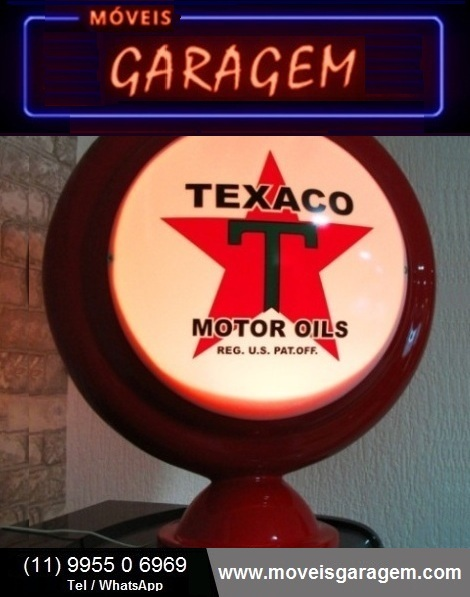 LUMINARIA-TEXACO-MOVEISGARAGEM